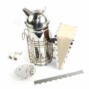 Goodland Bee Supply Gl tkit2 Beekeeping Beehive Kit Inlcudes Smoker And Spacer