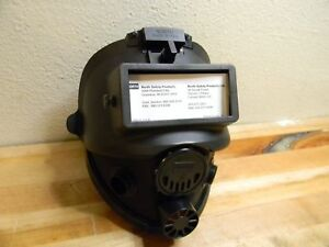North Safety Welding Respirator Full Face Mask Series 7600w Sz Medium Large