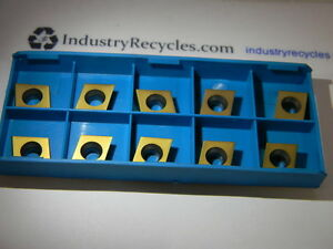 Ingersoll Cde313r040 In1530 Carbide Inserts Qty 10