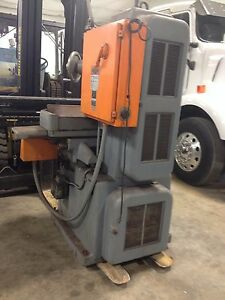 9577 Used Gallmeyer Livingston 6 X 18 Hydraulic Surface Grinder