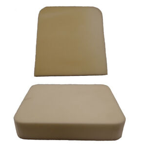 Willys Jeep Front Seat Cushion Foam Cj3a Cj3b 1949 1956