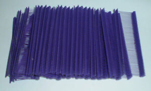 1000 Purple 1 Clothing Garment Price Label Tagging Tagger Gun Barbs Fasterners