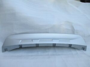 Bmw X4 F26 2013 2018 Rear Bumper Lower Cover Guard Valance Oem 51127347265