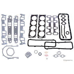 Enginetech Engine Gasket Set F390 Rebuilder P e r For Ford 352 428 Fe