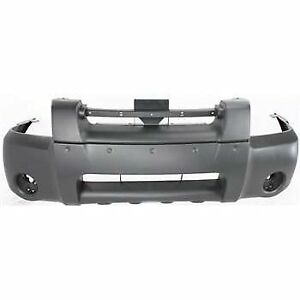 New Bumper Cover Facial Front For Nissan Frontier 2001 2004
