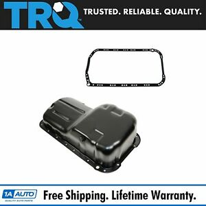 Engine Oil Pan And Gasket Kit Set For Accord Odyssey Prelude Cl 2 2l