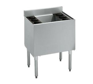 Krowne 18 24dp 7 1800 Series 24 Deep Style Ice Bin With Cold Plate