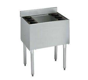 Krowne 18 24 7 1800 Series 24 Ice Bin With Cold Plate