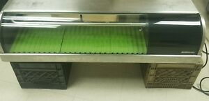 Hoshizaki Hnc 120ba r s Sushi Counter Showcase Display Refrigerated Cooler Case