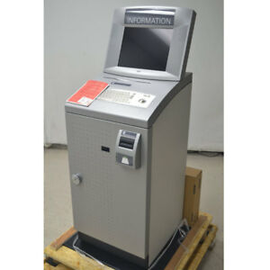 New Wincor Nixdorf Proprint 2000 Indoor Information Transaction Terminal Kiosk