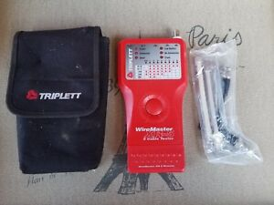 Triplett Wiremaster Xr 5 5 Cable Tester
