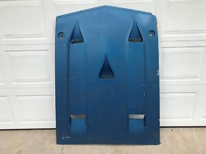 1969 1970 Ford Mustang Shelby Gt350 Gt500 Hood S9ms 16612 B A O Smith 69 70