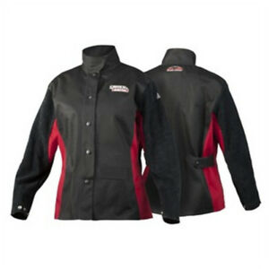 Lincoln Electric K3114 m Jessi Combs Women s Shadow Welding Jacket Medium