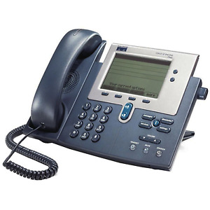 Cisco Ip Phone 7940 Business Set with User License
