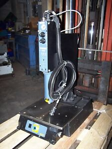 Dukane 410 Ultrasonic Plastic Welder Model 438 749