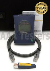 Fluke Networks Linkrunner Network Multimeter Tester Set