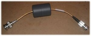 Cable Transformer 93 Bnc m f Ferrite Core reduces High Frequency Interfer