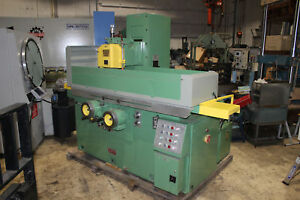 Gmp 1000 400 Hydraulic Surface Grinder 13 75 X 39