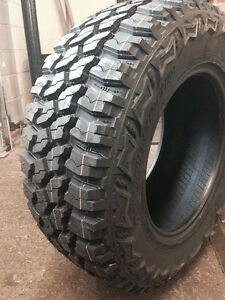 4 New 35x12 50 17 Thunderer Trac Grip 2 Mt Tires 35 12 50 17 12 50r17 Mud Tires
