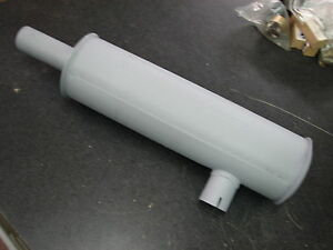 Wisconsin Engine Muffler Wd72 Style Fits 1 1 4 Pipe Read Ad