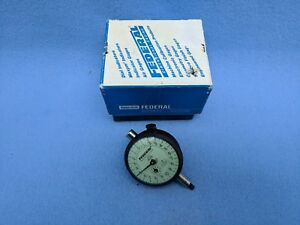 Federal Dial Indicator C3q Range 060 Resolution 0005