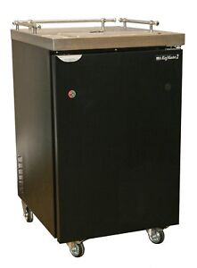 Beer Dispenser Kegerator Commercial Grade With Dispensing Tower Options