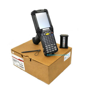 Motorola Upgraded To Wm 6 1 Mc9090g Mc9090 gk0hjefa6wr 2d Wifi Barcode Scanner