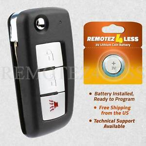 Keyless Entry Remote For 2014 2015 2016 2017 Nissan Rogue Car Key Fob