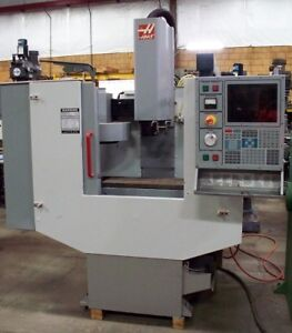 9852 Haas Vertical Machining Center