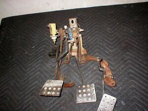 1993 02 Camaro Firebird T56 5 6 Speed Manual Transmission Clutch Pedal Assembly