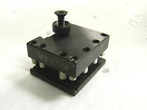 Phase Ii Turning Facing Tool Post Holder Number 2 250 079