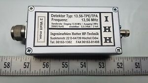 Ihh Rf Detector For Trumpf Huttinger Is20 Compact Plasma Power Supply cs01 3