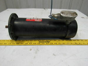 Dayton 4z378 1hp 1725rpm 180vdc 56c 5 8 Shaft Permanent Magnet Dc Motor