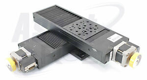 Owis Ltm 80 X y Linear Stage Assembly 100mm Travel Range
