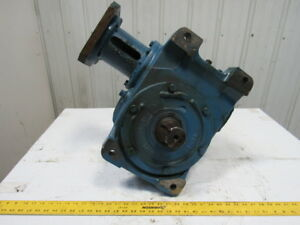 Cone Drive Mhv50a719 8b Right Angle Gear Box Speed Reducer 30 1 Ratio