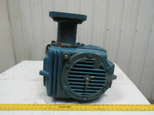 Cone Drive Mshv50a719 8b Right Angle Gear Box Speed Reducer 30 1 Ratio
