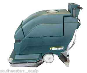 Nobles 2001 Disk 20 Floor Scrubber W xtreme Recovery Squeegee System