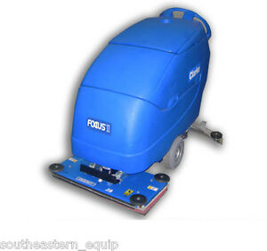 Reconditioned Clarke Focus Ii Boost 28 Floor Scrubber