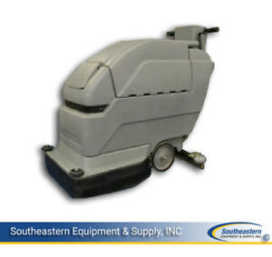 Reconditioned Nobles 2001 Disk 20 Floor Scrubber Corded