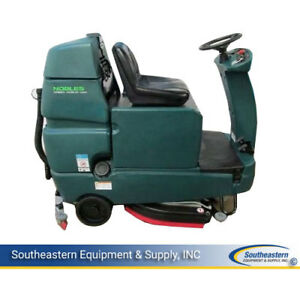 Reconditioned Nobles Speed Scrub Rider 26 Disk Floor Scrubber