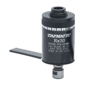 Tapmatic Rx30 1 2 20 Mount Tapping Head