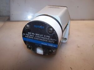 Cole Parmer Ptfe Diaphragm Pump Head 7090 42
