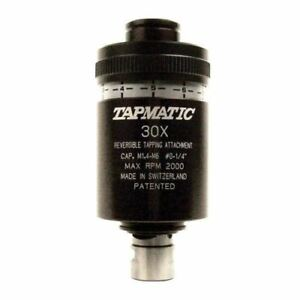 Tapmatic 30x 3 4 16 Mount Tapping Head