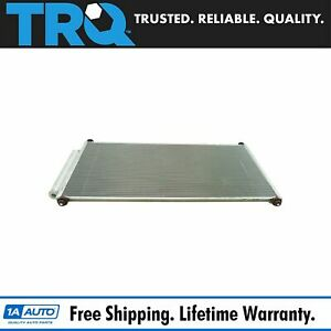 Trq Ac Condenser A C Air Conditioning With Receiver Dryer For Honda Civic Coupe