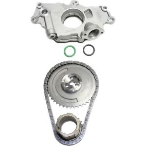 Timing Chain Kit Oil Pump For 97 04 Gm Chevy Cadillac 4 8 5 3 5 7l 6 0l Vortec