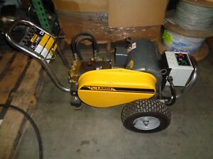 Landa Pressure Washer 4 8 Gpm 3000 Psi 10hp pe5 30024c