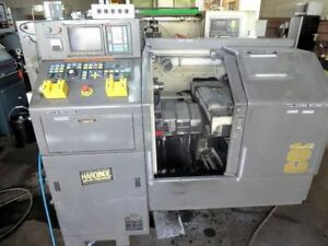 Hardinge Cnc Lathe Conquest Gt 27 Gang Tool will Ship Item At Your Expense