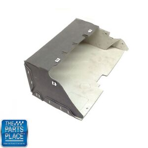 1961 62 Impala Inner Glove Box Liner With Air Conditioning