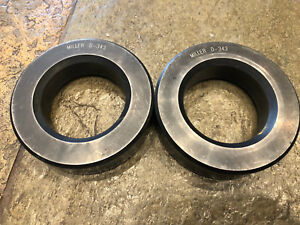 Miller Spx Special Tool D 343 Dana 60 70 Dummy Axle Differential Bearing Set