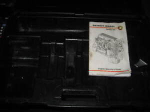 Nexiq Pro Link Case With Detroit Diesel Manual